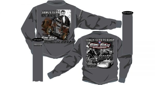 James dean long sleeve tee