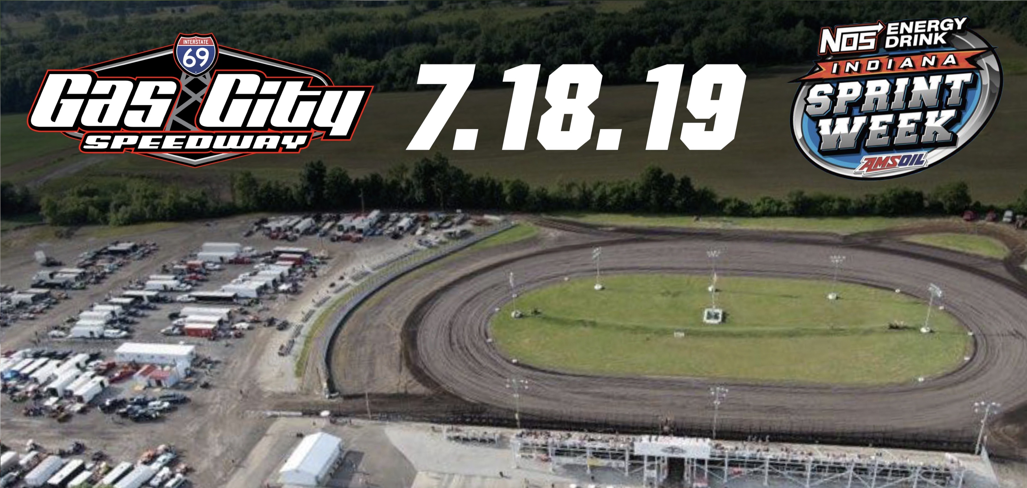 Gas City I-69 Speedway Officials Make It The 'Cool Place